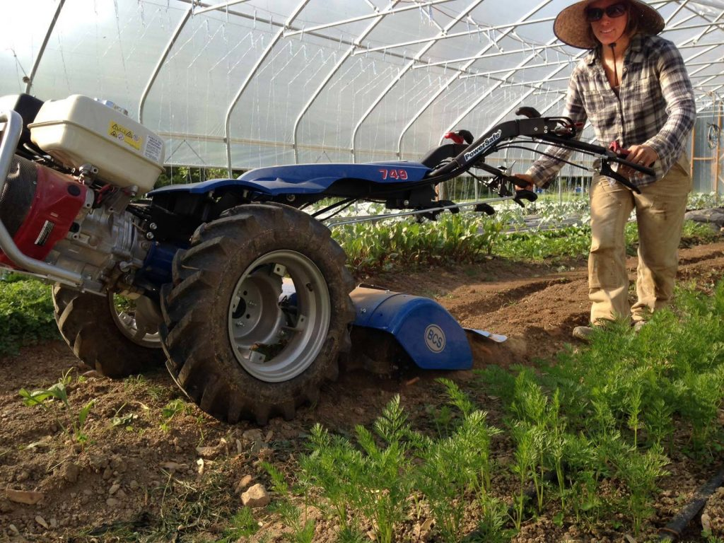 Two Wheel Tractor Attachments : Bcs two wheeled tractors wenger