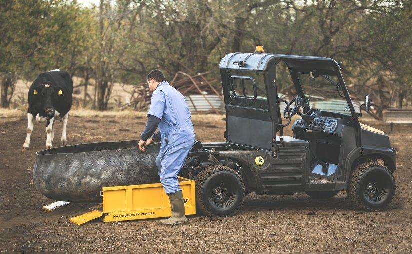 Onsite equipment repair hustler